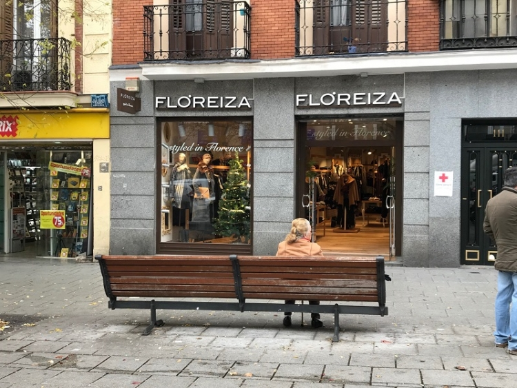 2017 Madrid, Local Comercial Fuencarral 111.