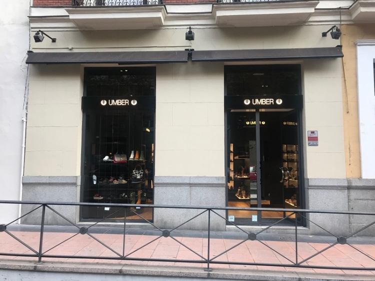 2018 Madrid, Local Comercial Velázquez 44.
