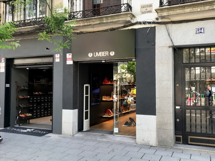2018 Madrid, Local Comercial Fuencarral 154.