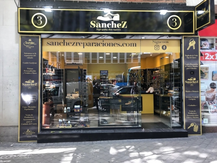 2019 Madrid, Local Comercial Orense 3.