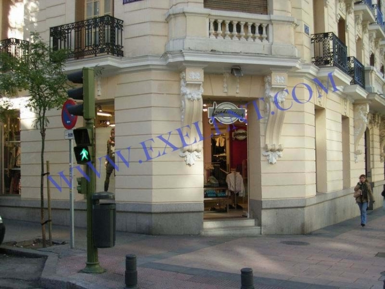 2006 Madrid, Local Comercial Goya 48.