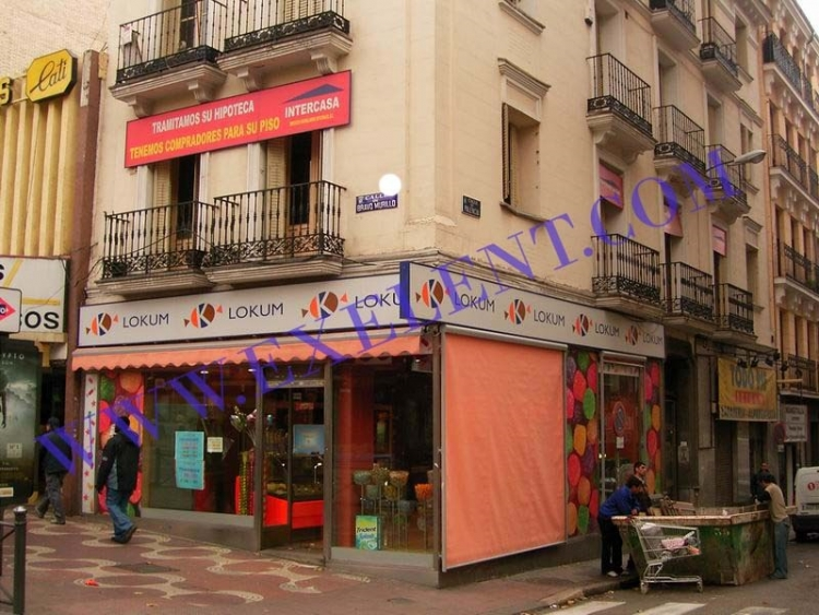 2006 Madrid, Local Comercial Bravo Murillo,132.