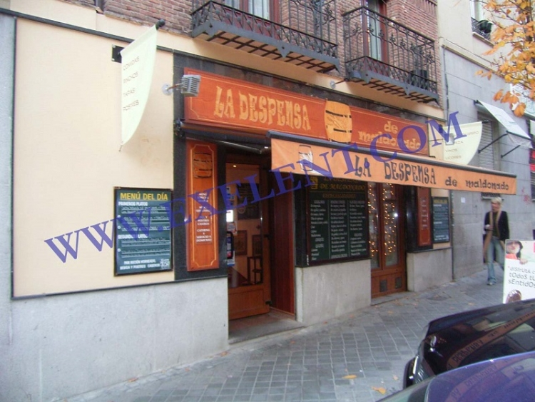 2006 Madrid, Local Comercial Maldonado 7.