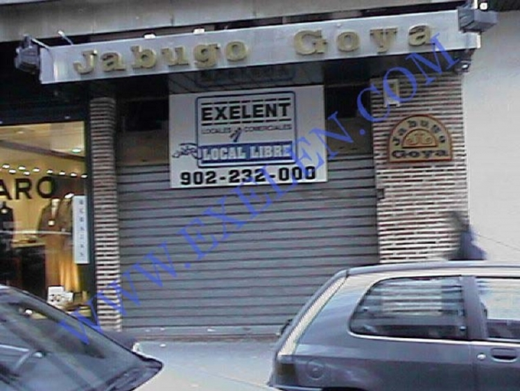 2002 Madrid, Local Comercial Nuñez de Balboa 28.