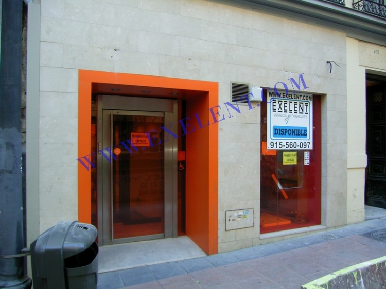 2002 Madrid, Local Comercial Lagasca 39.