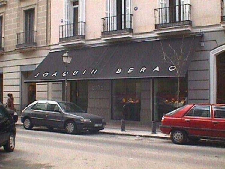 2002 Madrid, Local Comercial Claudio Coello 35.