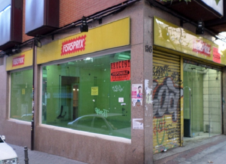 2001 Madrid, Local Comercial López de Hoyos 156.