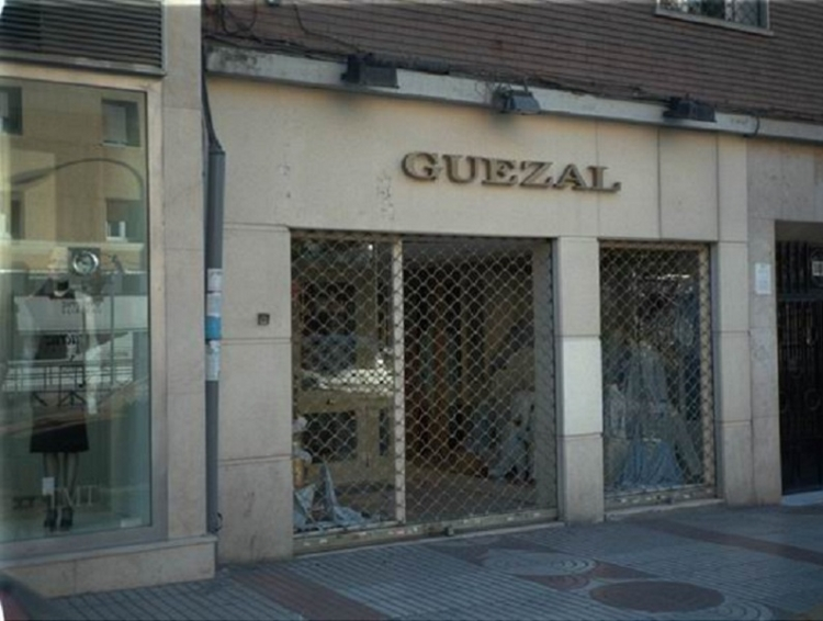 1998 Madrid, Local Comercial Alcalá 308.