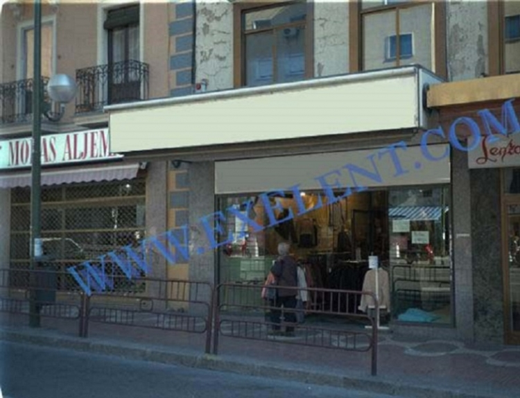 1998 Madrid, Local Comercial Bravo Murillo 298.