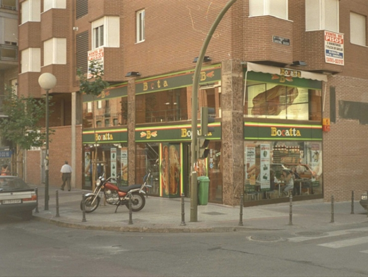 1996 Madrid, Local López de Hoyos 150.