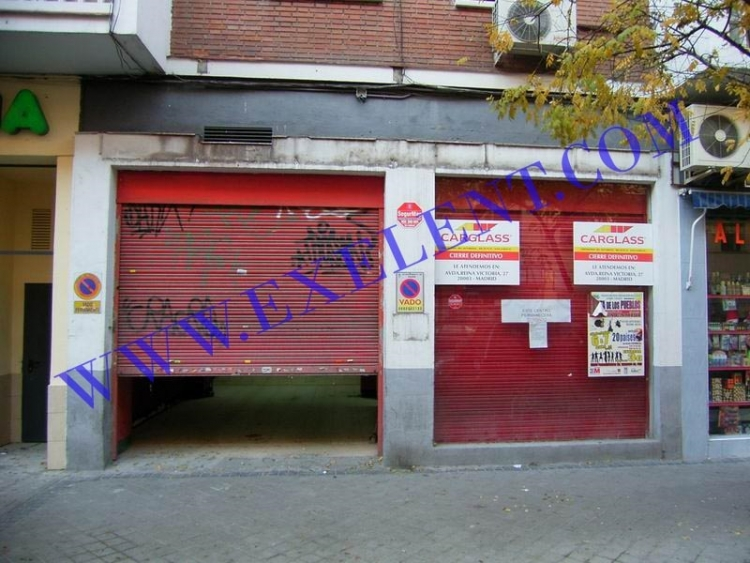 1996 Madrid, Local Comercial Lope de Haro 20.