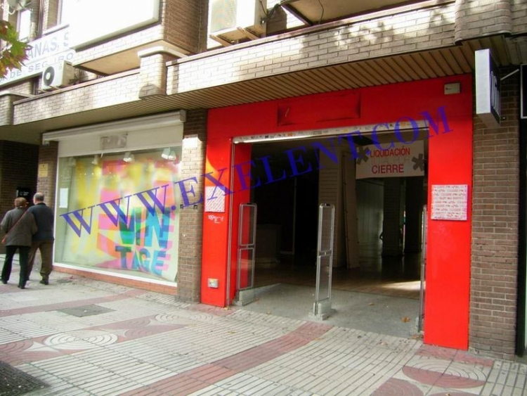 1995 Madrid, Local Comercial Alcalá 375.