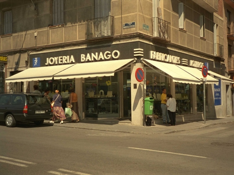 1995 Madrid, Local Comercial Marcelo Usera 88.