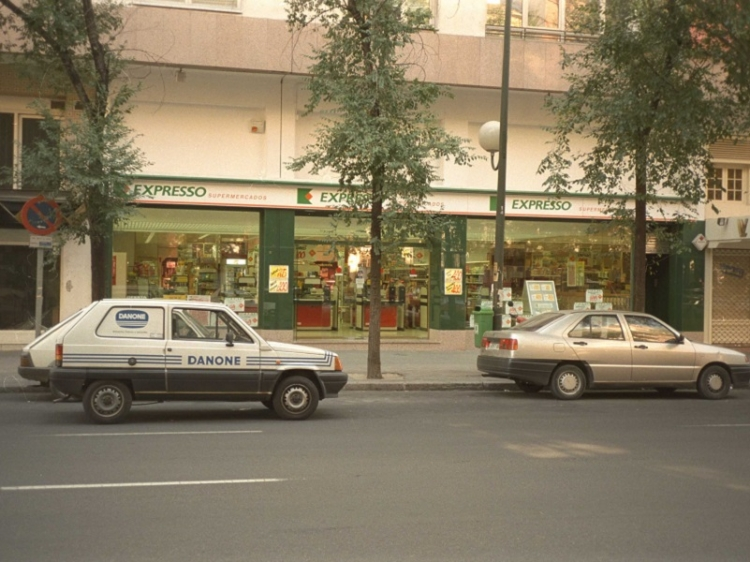 1995 Madrid, Local Comercial Bravo Murillo 16.
