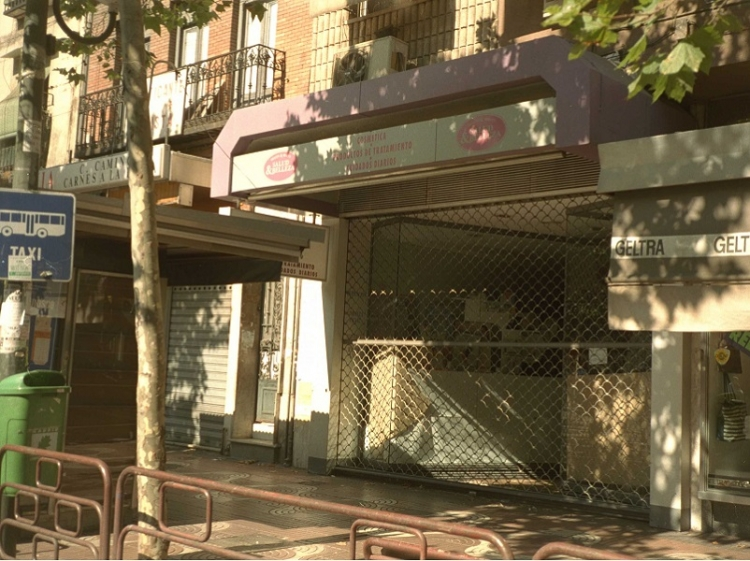 1994 Madrid, Local Comercial Bravo Murillo 113.