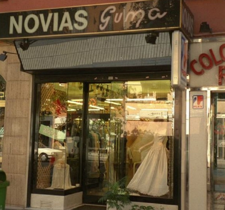 1993 Madrid, Local Comercial Alcalá 126.