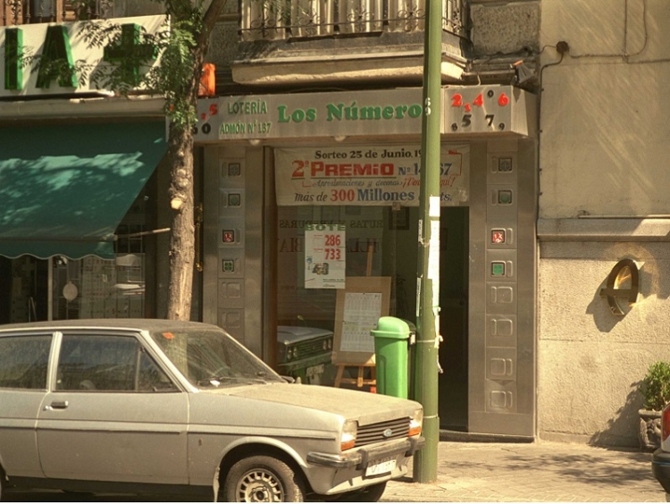 1992 Madrid, Local Comercial Hermosilla 85.