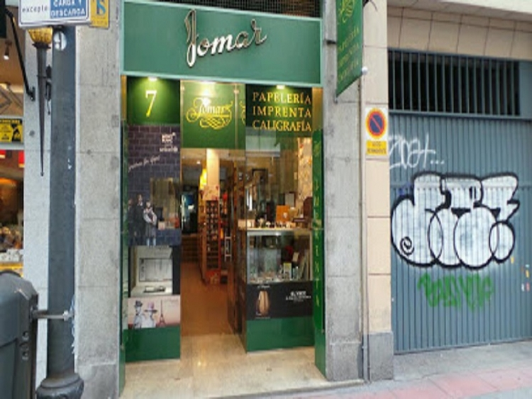 2002 Madrid, Local General Díaz Porlier 7.