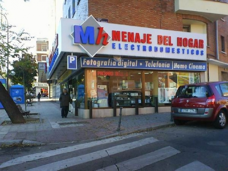 2007 Madrid, Local Comercial General Ricardos 52.
