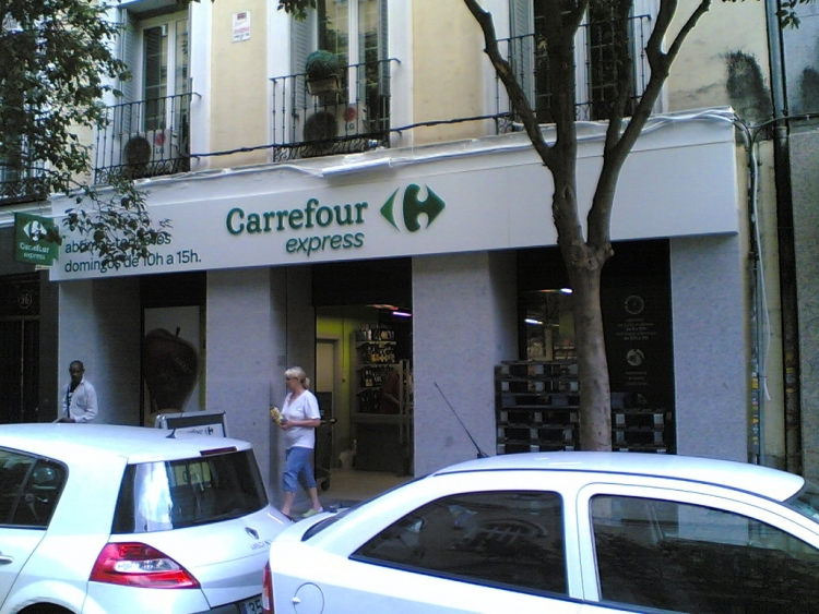 2012 Madrid, Local Comercial Fuencarral 96.