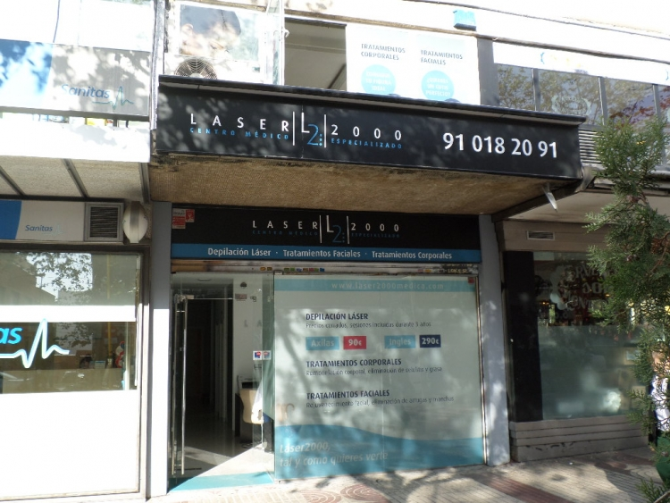 2014 Madrid, Local Comercial Alcalá 339.