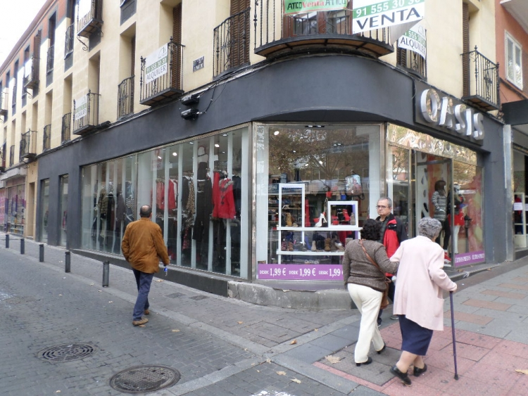 2012 Madrid, Local Comercial Bravo Murillo 143.
