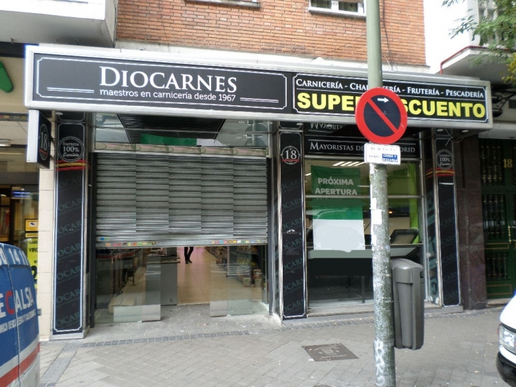 2013 Madrid, Local Comercial Lope de Haro 18.