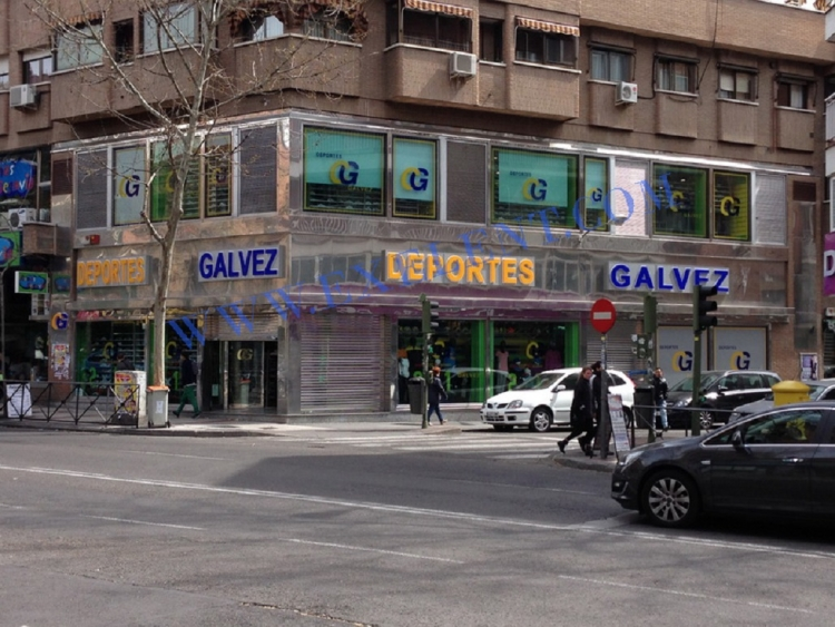 2010 Madrid, Local Comercial Alcalá 388.