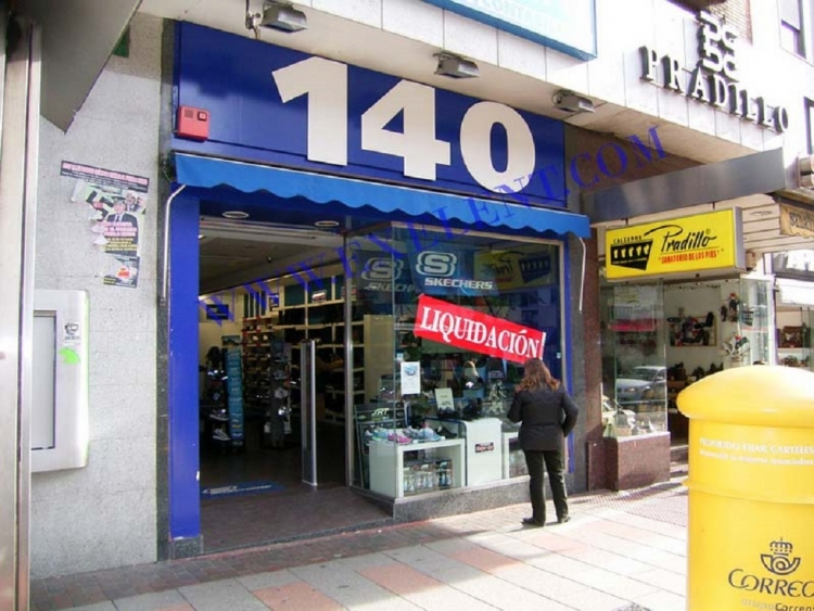 2010 Madrid, Local Comercial Bravo Murillo 140.