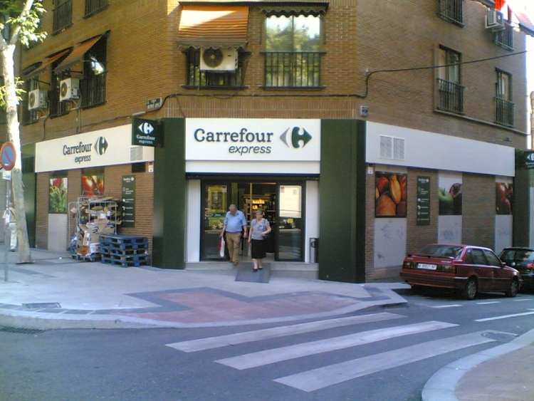 2010 Madrid, Local Comercial Antonio López 42.