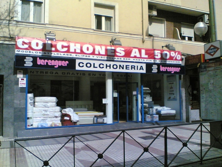 2009 Madrid, Local Comercial Alcalá 331.