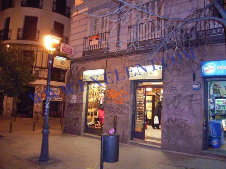 2008 Madrid, Local Comercial Fuencarral 93.