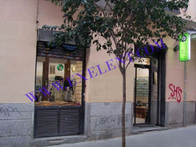 2008 Madrid, Local Mesón de Paredes 20.