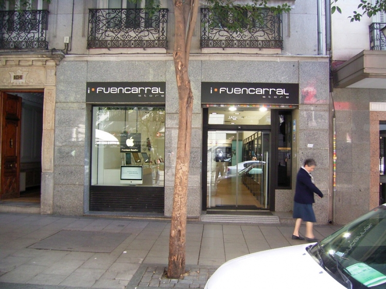 2008 Madrid, Fuencarral 104.