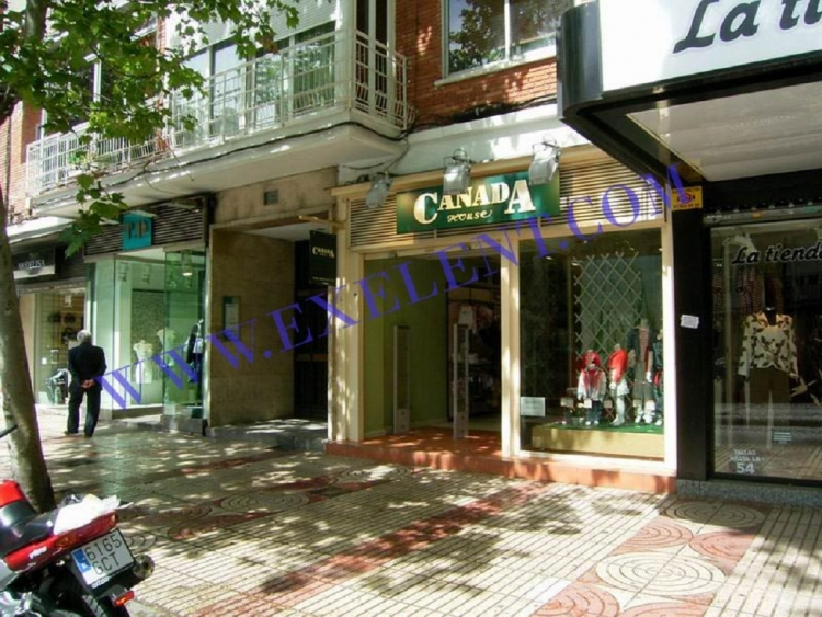 2007 Madrid, Local Comercial Alcalá 381.