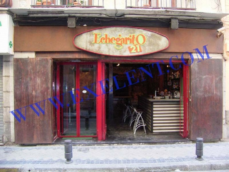 2007 Madrid, Local Comercial Echegaray 21.