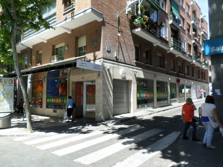 2015 Madrid, Local Comercial Alcalá 391.