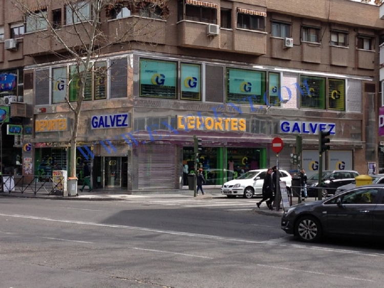 2015 Madrid, Local Comercial Alcalá 388.